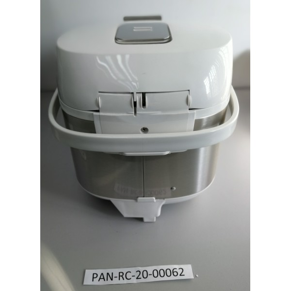 [DISPLAY UNIT] PANASONIC 1.8L MICRO JAR RICE COOKER (WHITE) ZG185 PAN-RC-20-00062