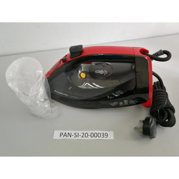 [DISPLAY UNIT] PANASONIC 2600W STEAM IRON WT960RSK PAN-SI-20-00039