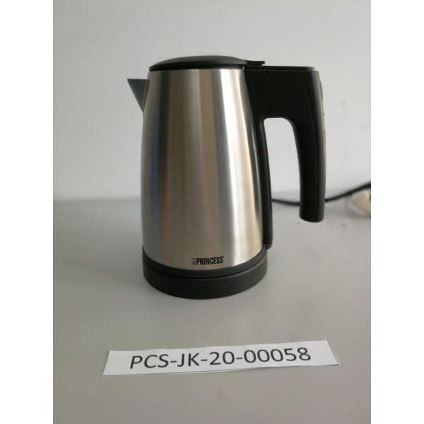 [DISPLAY UNIT] PRINCESS 0.5L JUG KETTLE (STAINLESS STEEL) PCS-232163 PCS-JK-20-00058