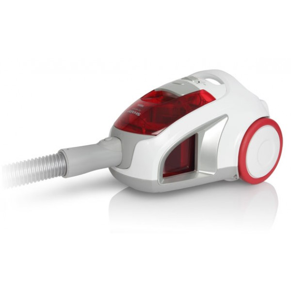 Sharp 1600W Vacuum Cleaner Bagless (Red) ECN-S16R