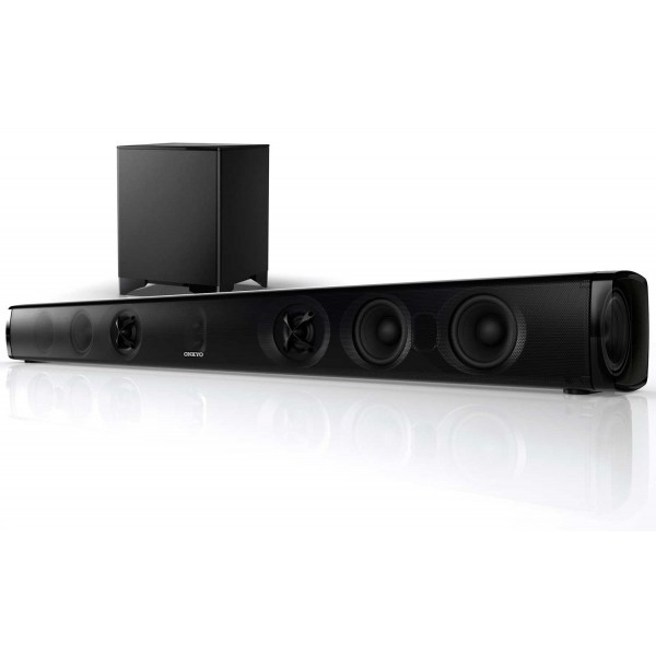 Onkyo Sound Bar with Wireless Subwoofer LS-B50