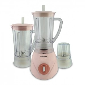 MISTRAL 1.0L BLENDER (EXTRA JAR WITH MULTIPURPOSE GRINDER) MBL1015