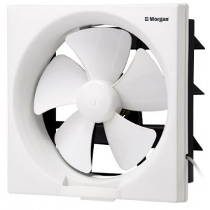 "Morgan 10"" Wall Mount V-Fan MVF-WA100"