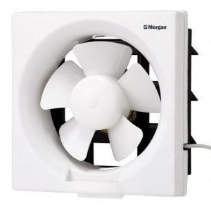 "Morgan 8"" Wall Mount V-Fan MVF-WA80"