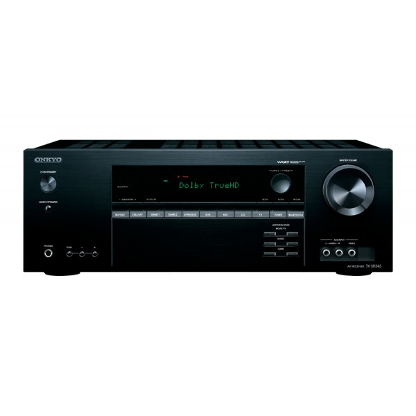 "Onkyo 5.1"" AV Receiver + Home Theatre Speaker System"