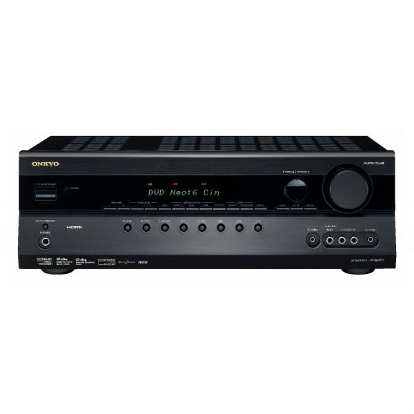 """Onkyo 5.1"""" AV Reciever + Home Theatre Speaker System"""