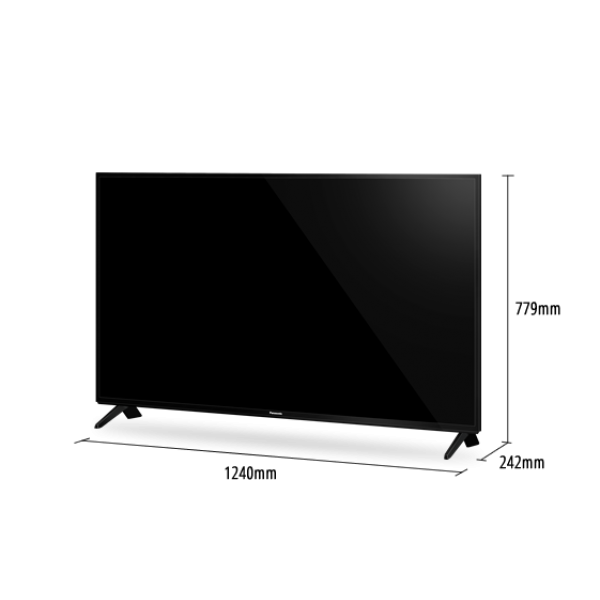 "PANASONIC 55"" 4K SMART LED TV TH-55GX600K"