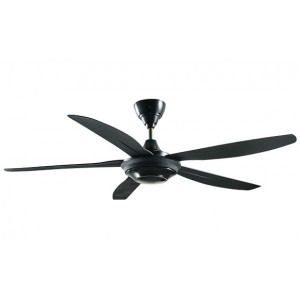 "Sharp 56"" Ceiling Fan (Remote) PJC-116BK"