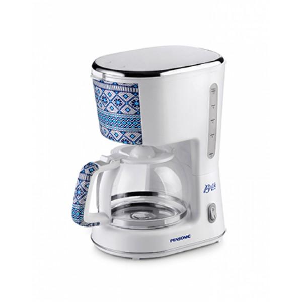 PENSONIC 1.25L COFFEE MAKER(10 CUPS)BATIK