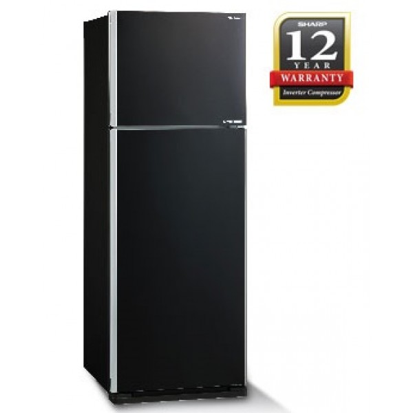 Sharp 2 Doors / 440L Fridge (Inverter) SJ-E438MK