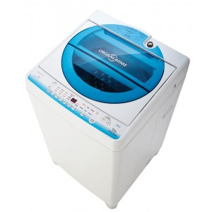 Toshiba AW-E900LM 8kg Top-Load Washer White