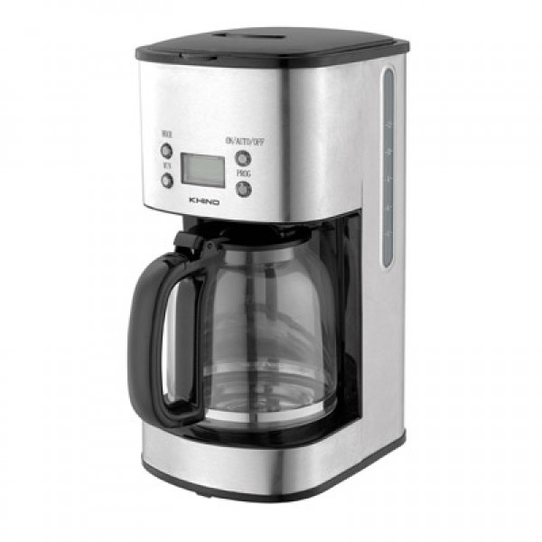 Khind Slow Juicer Je150s Review : Khind 1.0L Coffee Maker (12 Cups) CM-100SS