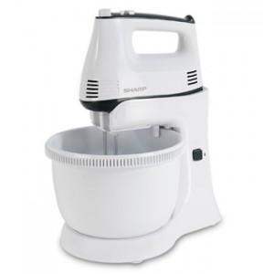 Sharp 300W Stand Mixer EMS-60WH