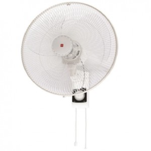 "KDK 16"" Wall Fan KU408 White"