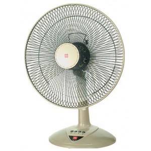 """KDK 16"""" Oscillating Table Fan KB-404"""